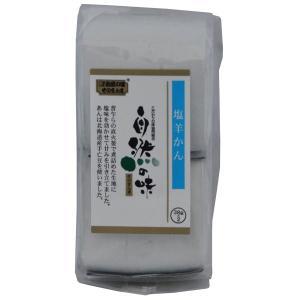 自然の味そのまんま 塩ようかん[38g×2] uocha