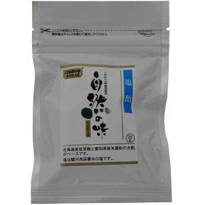 自然の味そのまんま 塩飴[35g] uocha