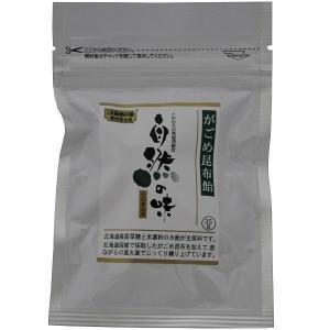 自然の味そのまんま がごめ昆布飴[35g] uocha