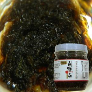 自然の味そのまんま 国産原料の青唐辛子のり 佃煮[85g]|uocha