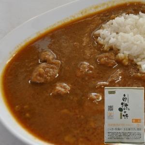 自然の味そのまんま 国産豚肉の甘口カレー[180g] uocha
