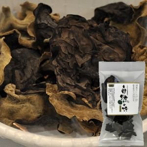 自然の味そのまんま 国産きくらげ[12g]|uocha