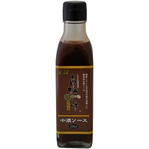自然の味そのまんま 中濃ソース[200ml]|uocha
