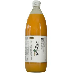 自然の味そのまんま 国産みかんジュース ストレート[1000ml]