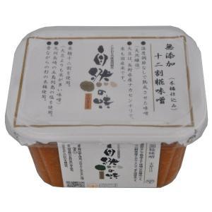自然の味そのまんま 国産原料十二割糀味噌[500g]|uocha|02