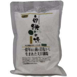 自然の味そのまんま 一億年以上前の岩塩から生まれた天日湖塩[600g]|uocha