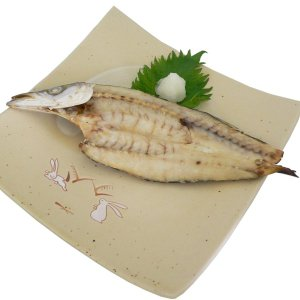 自然の味そのまんま 無添加かますの干物[2枚]|uocha