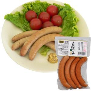 自然の味そのまんま 無添加 唐辛子ポークソーセージ[100g]|uocha