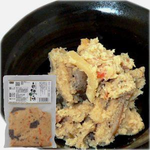 自然の味そのまんま 味付卯の花[150g]|uocha