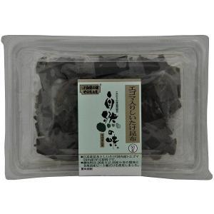 自然の味そのまんま エゴマ入椎茸昆布[50g]|uocha