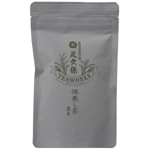令和元年産 静岡県足久保銘茶 熟成煎茶「蒸王」[100g]|uocha