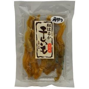 【お試し】昔ながらの無添加 紅はるか干し芋 角切り[130g・1袋] uocha