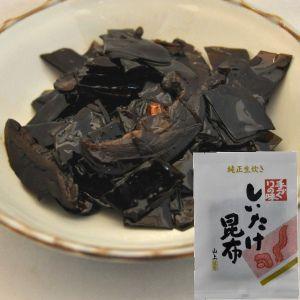 山上・手づくりの味 しいたけ昆布[75g]|uocha