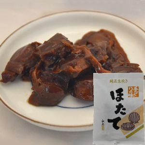 山上・手づくりの味 ほたて佃煮[60g]|uocha