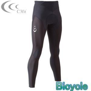 C3fit シースリーフィット 3F25320 ウィンドブロックライドタイツ メンズ サイクルウェア 通販 おすすめ 販売 人気ブランド 自転車 特価 サイクリングウェア|up-athlete