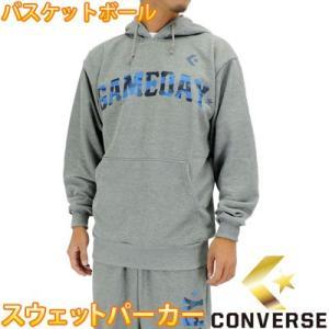 コンバース バスケ スウェットパーカー メンズ バスケットボールウェア フーディー CONVERSE CB262203|up-athlete