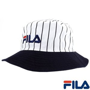 サハリハット 143713521 フィラ バケットハット 帽子 メンズ レディース 定番ロゴ BUCKET HAT up-athlete