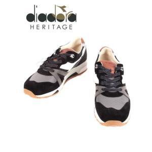 diadora HERITAGE ディアドラ ヘリテージ N9000 H ITA イタリア製 スニーカー 172782C ファッションスニーカー 国内正規品|up-avanti