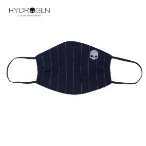 HYDROGEN ハイドロゲン TECH HYDROGEN MASK テック ハイドロゲン マスク ユニセックス  ファッションマスク メンズ レディース 210-40089038 NAVY 国内正規品 up-avanti