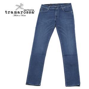 tramarossa トラマロッサ SUPER STRETCH スーパーストレッチ デニムパンツ ジーンズ 414-30071237-510 インディゴブルー 国内正規品|up-avanti