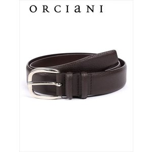 ORCIANI オルチアーニ レザーベルト 730 ブラウン 519-63181003 国内正規品 up-avanti
