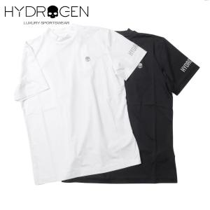 HYDROGEN GOLF ハイドロゲンゴルフ メンズ コンプレッションTシャツ ストレッチ 551-40340001 国内正規品 up-avanti