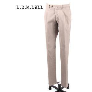 L.B.M.1911 エルビーエム1911 チノパン スラックス ストレッチ 9201384165090 ベージュ LBM1911 国内正規品|up-avanti