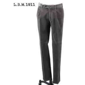 L.B.M.1911 エルビーエム1911 チノパン スラックス ストレッチ 9201384165135 グレー LBM1911 国内正規品|up-avanti