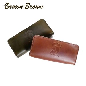 BrownBrown ブラウンブラウン Mr.Brown ペンケース レザー 本革 国内正規品|up-avanti