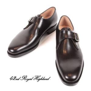 42ND ROYAL HIGHLAND NAVY COLLECTION フォーティーセカンドロイヤルハイランド ネイビーコレクション ドレスシューズ 紳士靴 革靴 CH9104FH-11 ダークブラウン|up-avanti