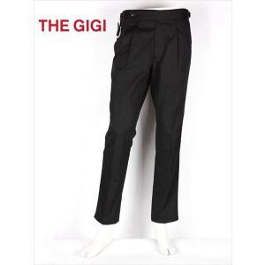 THE GIGI ザ・ジジ テーパードパンツ スラックス ブラック CIAK H246 国内正規品 up-avanti