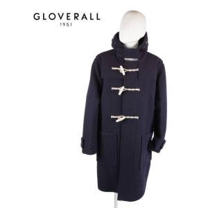 GLOVERALL グローバーオール ロングダッフルコート MS516552-778 MONTY モンティ NAVY ネイビー 国内正規品|up-avanti
