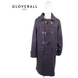 GLOVERALL グローバーオール ロングダッフルコート MS5263MM ELIZA DUFFLE エリザダッフル KHAKI カーキ 国内正規品|up-avanti
