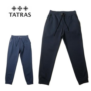 TATRAS タトラス IGUAZU ニットリブ付き イージーパンツ MTA20S5010 国内正規品|up-avanti