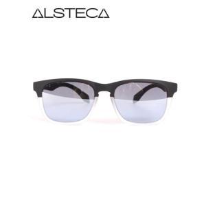 【国内正規品】ALSTECA アルステーカ OVERTOWN(ウェリントンタイプ) サングラス ブラック ov-c83|up-avanti