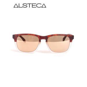 【国内正規品】ALSTECA アルステーカ OVERTOWN(ウェリントンタイプ) サングラス レッド ov-c84|up-avanti
