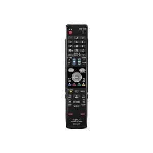 シャープ[SHARP] オプション・消耗品 【0046380185】 DVD用 リモコン (DV-A...