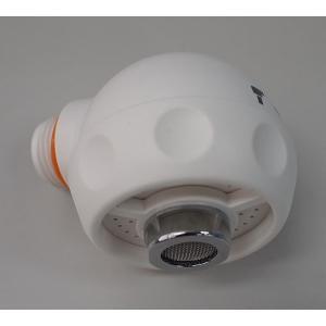 INAX/LIXIL 水まわり部品[1363006] シャワーヘッド[QDシャワーヘッド] シャワー部直径Φ60MM  金属吐水部Φ22MM 洗面化粧台 【1363006】|up-b