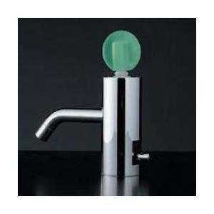 水道材料 KAKUDAI シングルレバー混合栓 183-034[新品]|up-b