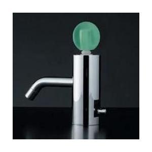 水道材料 KAKUDAI シングルレバー混合栓 183-044[新品]|up-b