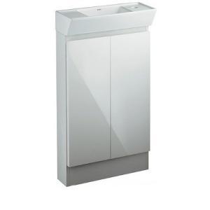 カクダイ 角型手洗器(キャビネットつき)【200-311】【200311】[新品]【RCP】 up-b