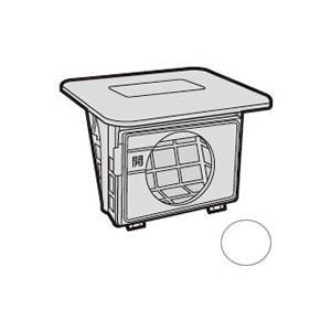 シャープ[SHARP] オプション・消耗品 【2103370417】 洗濯機用 乾燥フィルター<ホワイト系>(210 337 0417)[新品]