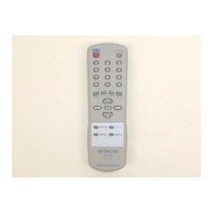 日立 カラーテレビ用リモコン 21CL-FS5 135 消耗品>AV機器 [新品]|up-b