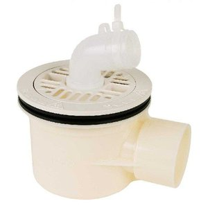 カクダイ 洗濯機排水 洗濯機パン用トラップ 横引トラップ【426-121】|up-b