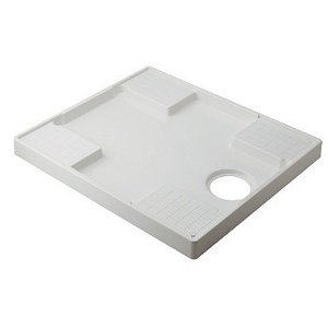 カクダイ 洗濯機用防水パン ホワイト【426-414-W】[新品]|up-b