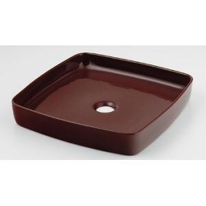 カクダイ 角型手洗器//ショコラ【493-096-BR】【493096br】[新品]【RCP】 up-b