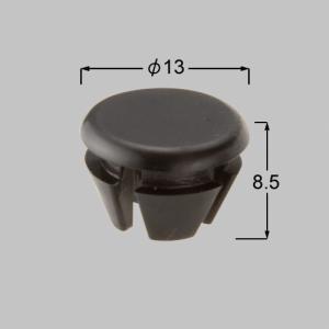 TOEX メンテナンス部品 8TYE63BK プッシュボタンФ10用 BK[納期10日前後]|up-b