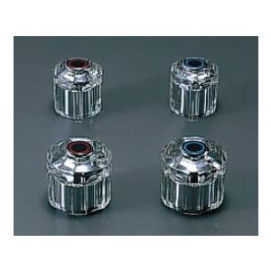 INAX LIXIL・リクシル 水栓金具 オプションパーツ ハンドル 【A-082-1】 GLハンドル 樹脂製 大 (青ビス付)[蛇口]|up-b