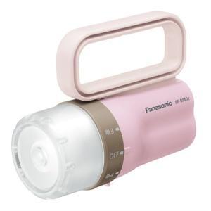 パナソニック Panasonic LED懐中電灯 電池がどっちかライト BF-BM01-DP ダスティピンク|up-b