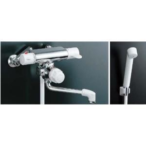 INAX LIXIL・リクシル シャワー水栓・定量止水付サーモスタットシャワーバス水栓(寒冷地)(BF-M140TNSD)[蛇口]|up-b